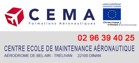 CEMA Dinan : Centre Ecole de Maintenance Aéronautique